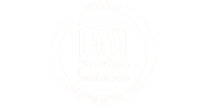 Legal Business Law Firm of the Year 2019
